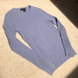 Banana Republic Cashmere Ribbed Sweater